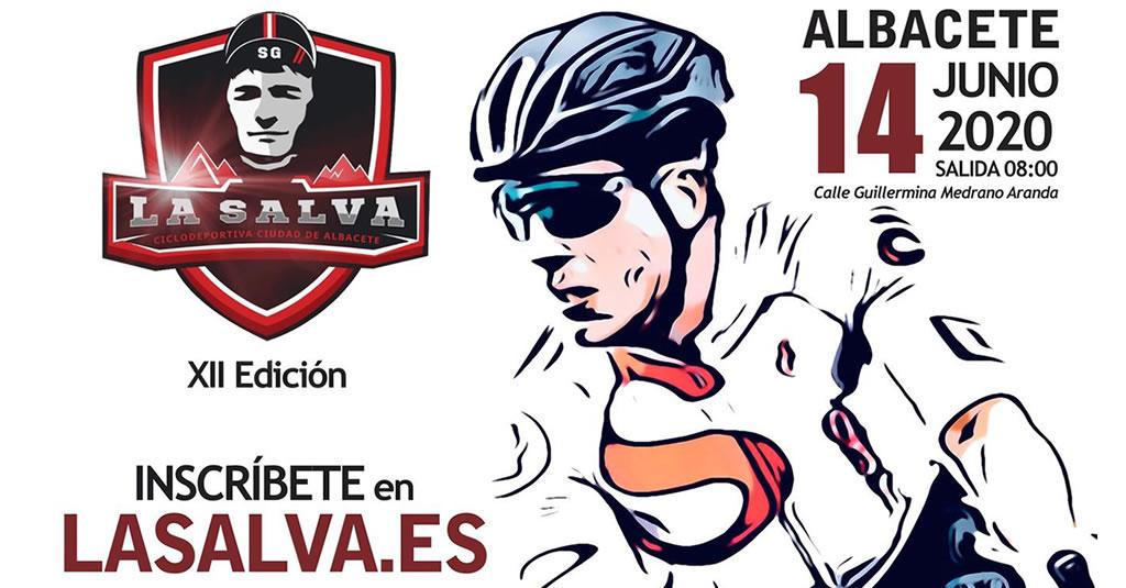 Ciclodeportiva La Salva - Ciudad de Albacete